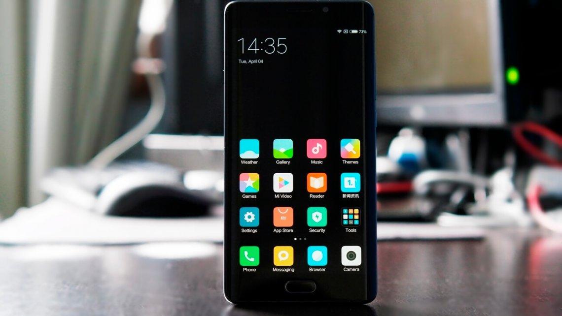 Foto do Xiaomi Mi Note 2