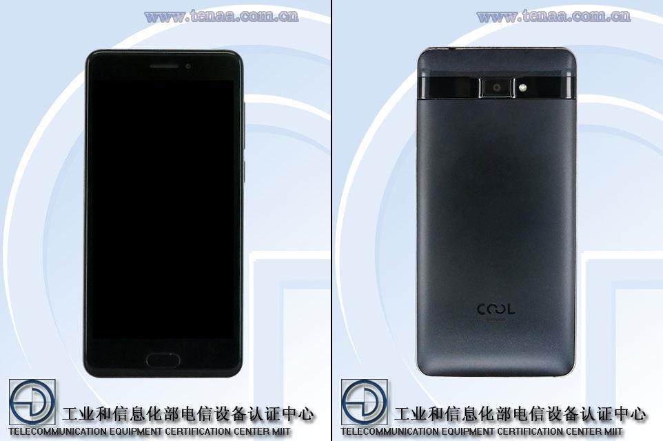 Fotos do novo celular da LeEco com visual diferente