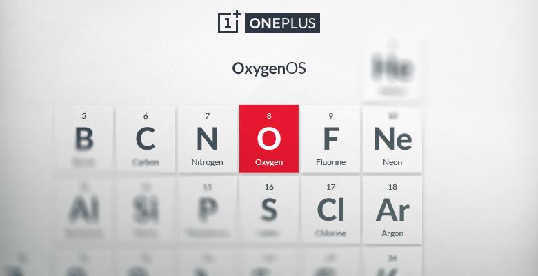 Oxygen OS OnePlus 5