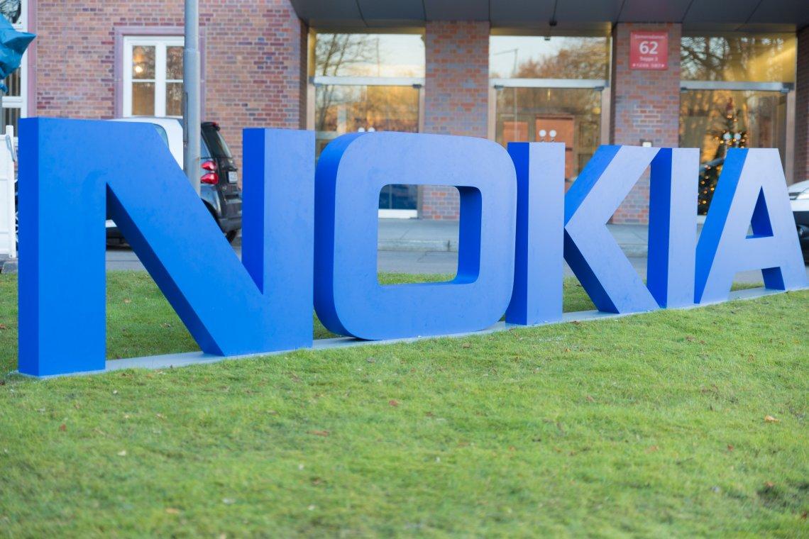 Logo da Nokia