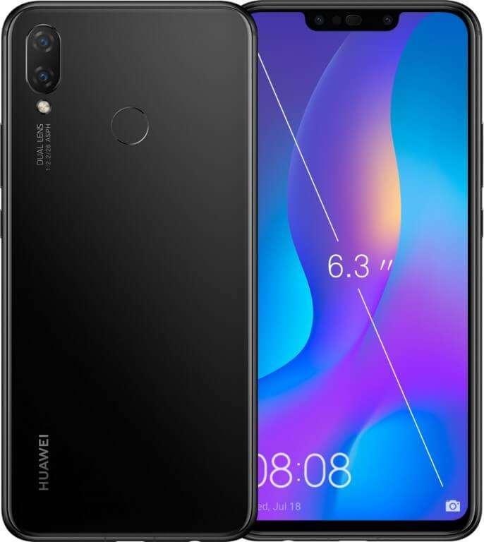Huawei Nova 3i Preto