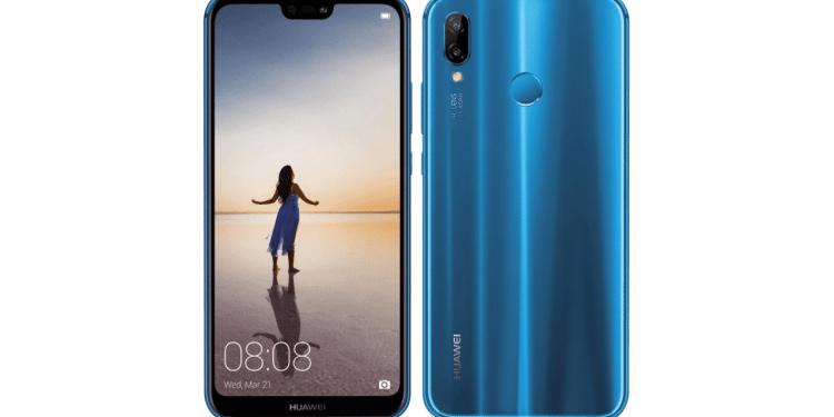 Huawei P20 Lite azul