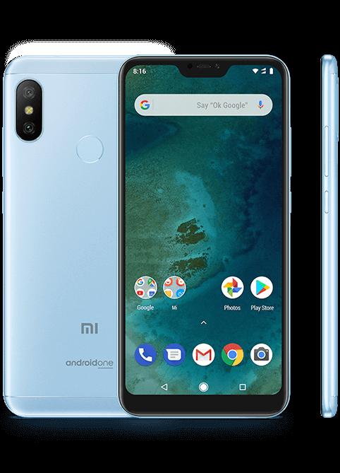 Xiaomi Mi A2 Lite azul