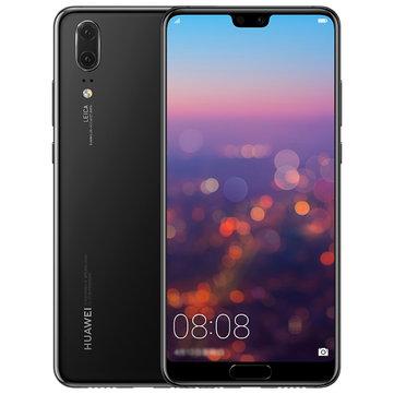 Huawei P20 5.8 inch AI Dual Rear Camera 6GB RAM 64GB ROM Kirin 970 Octa core 4G Smartphone