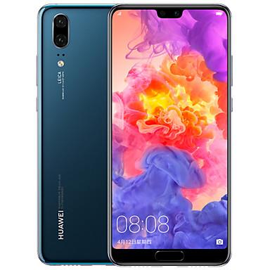 "Huawei P20 5.8polegada "" Celular 4G (6GB + 64GB 20mp / 12mp Hisilicon Kirin 970 3400mAh) / Câmera Dupla"