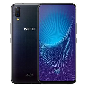 Vivo NEX In-Display Fingerprint Ultra FullView Display 8GB RAM 256GB ROM Snapdragon 845 Smartphone
