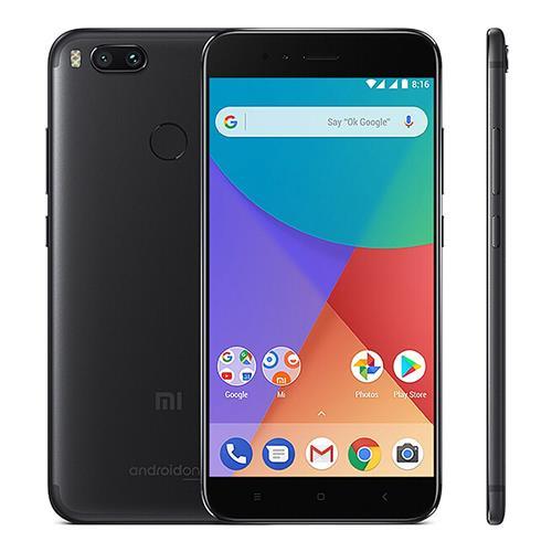 Xiaomi Mi A1 5.5 Inch 4+64GB Android One Dual-Camera Smartphone - Black