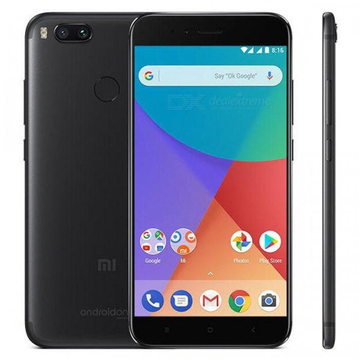 Xiaomi Mi A1 Android 7.1.2 4G Phone w/ 4GB RAM 64GB ROM - Black