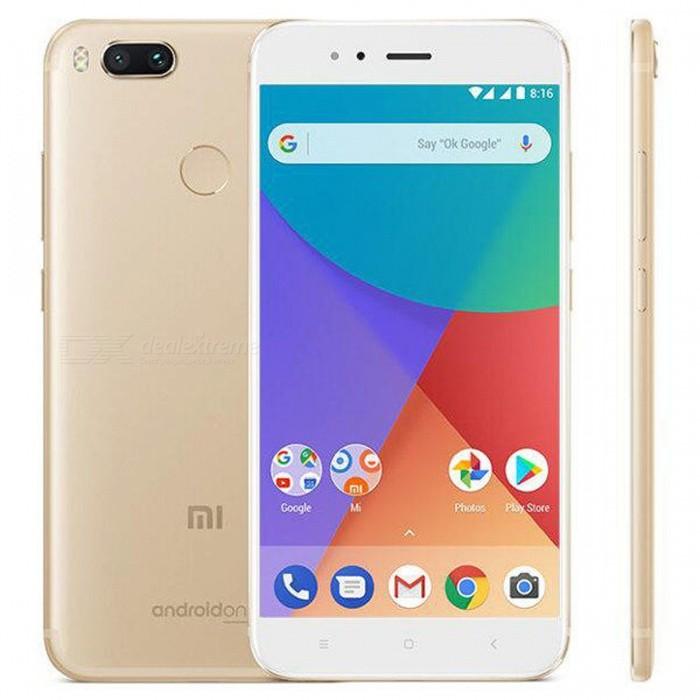 Xiaomi Mi A1 Android 7.1.2 4G Phone w/ 4GB RAM 64GB ROM - Gold