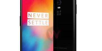 Conceito do OnePlus 6T