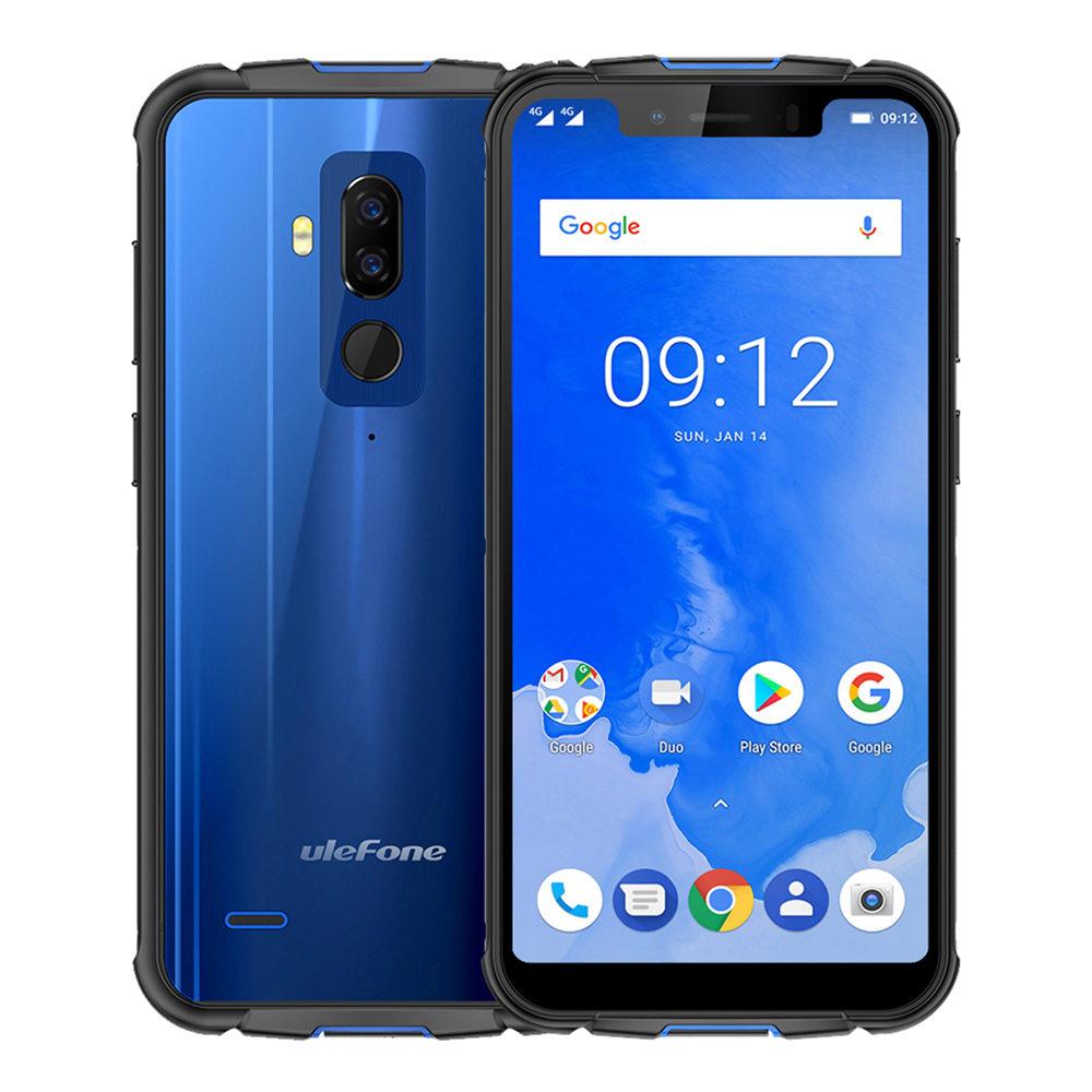 Ulefone Armor 5 5.85 Inch 4GB 64GB Smartphone Blue