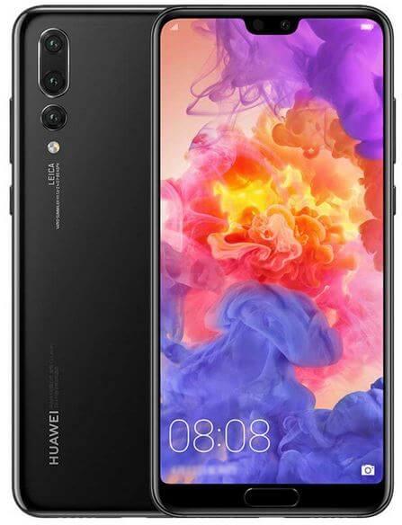 Huawei P20 Pro preto