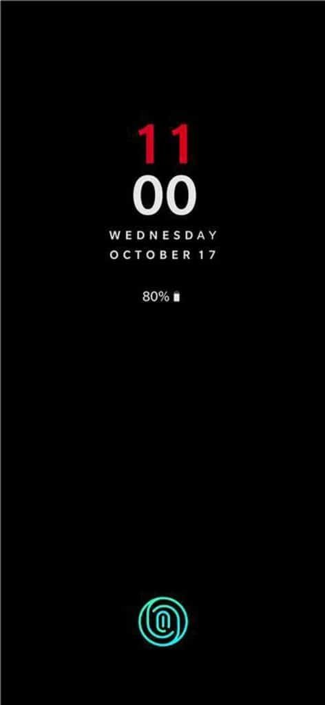 Data de lançamento do OnePlus 6T