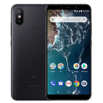 Xiaomi Mi A2 Global Version 5,99 polegadas 4 GB RAM 64GB ROM Snapdragon 660 Octa core 4G Smartphone