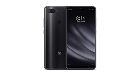 Xiaomi Mi 8 Lite 4GB/64GB - R$ 1.200