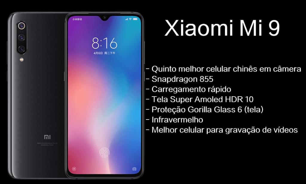 Ficha técnica do Xiaomi Mi 9