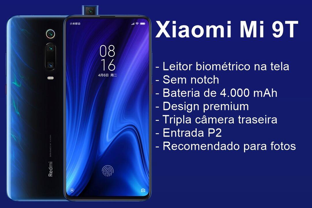 Xiaomi Mi 9T especificações